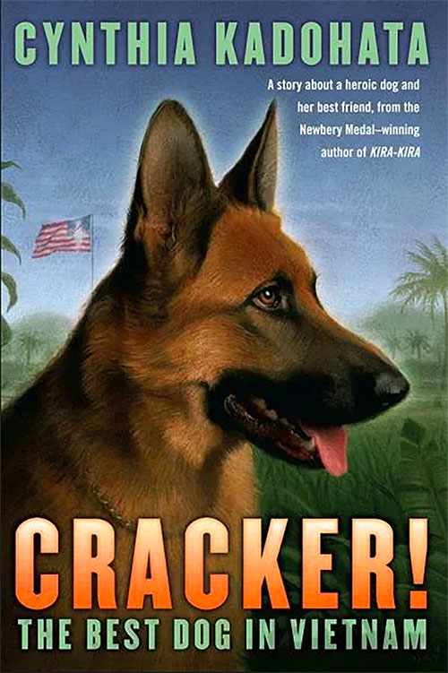 Cracker! The Best Dog in Vietnam