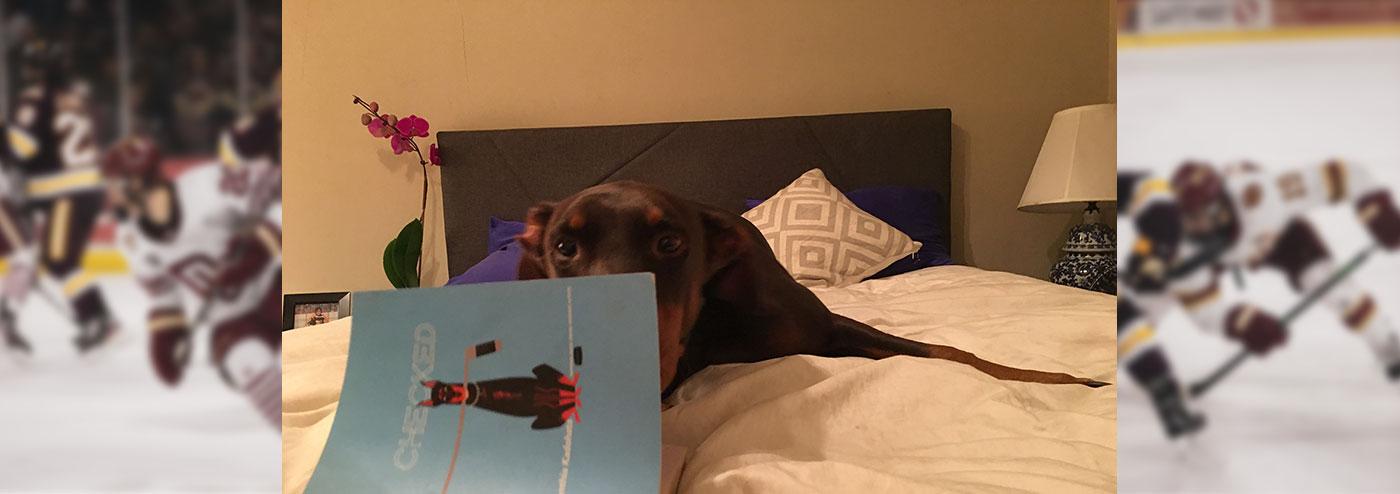 Wilson contemplates a hockey life